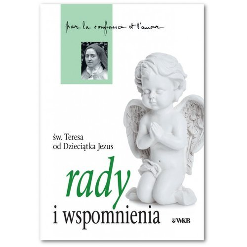 Rady i wspomnienia. św. Teresa - okładka książki