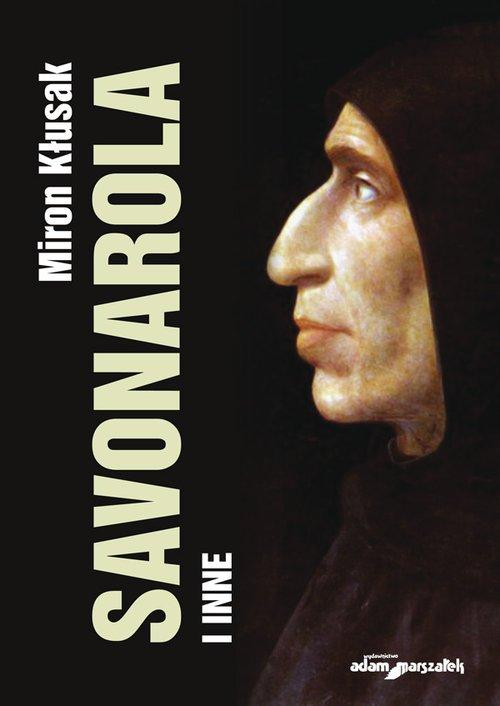 Savonarola i inne - okładka książki