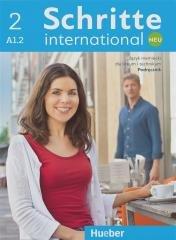 Schritte international Neu 2 KB - okładka podręcznika