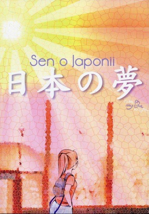 Sen o Japonii - okładka książki