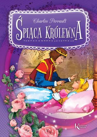 Śpiąca Królewna - okładka książki