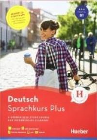 Sprachkurs Plus Deutsch B1 (wersja - okładka podręcznika