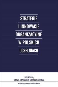 Strategie i innowacje organizacyjne - okładka książki