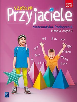 Szkolni przyjaciele. Matematyka. - okładka podręcznika