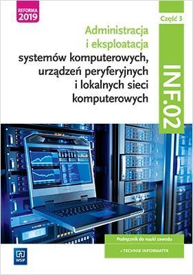 Technik informatyk. Kwalifikacja. - okładka podręcznika