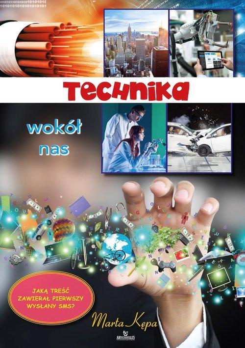 Technika wokół nas - okładka książki