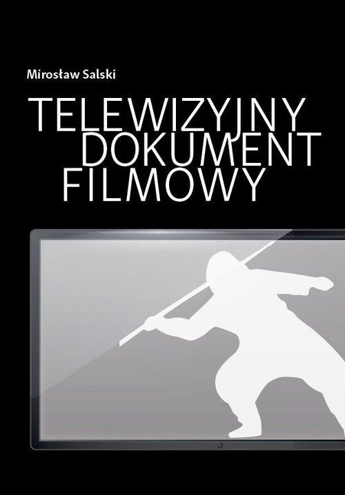 Telewizyjny dokument filmowy - okładka książki