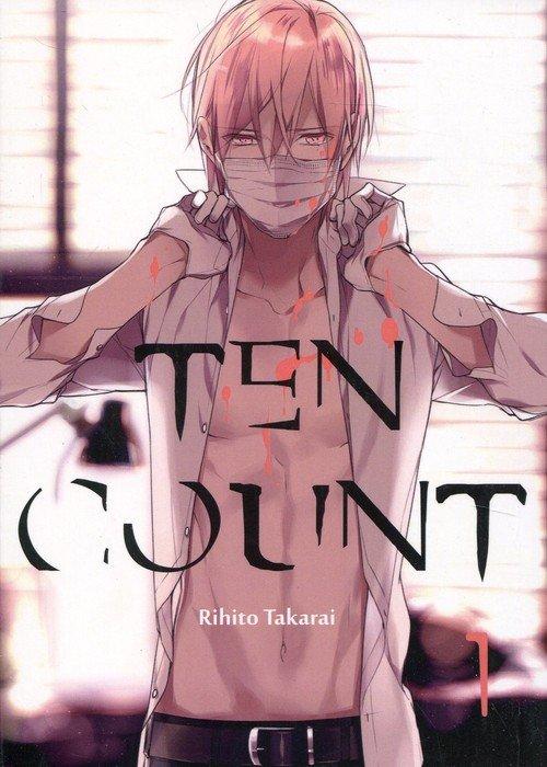 Ten Count #01 - okładka książki