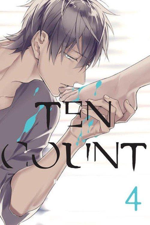 Ten Count #04 - okładka książki