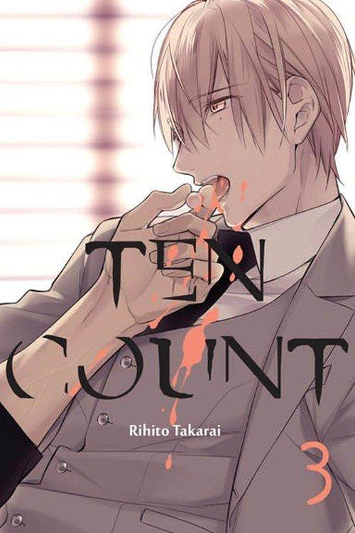 Ten Count #3 - okładka książki