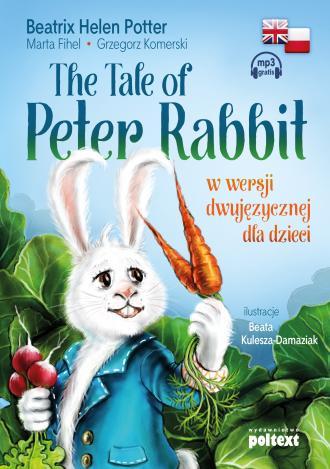 The Tale of Peter Rabbit. w wersji - okładka podręcznika