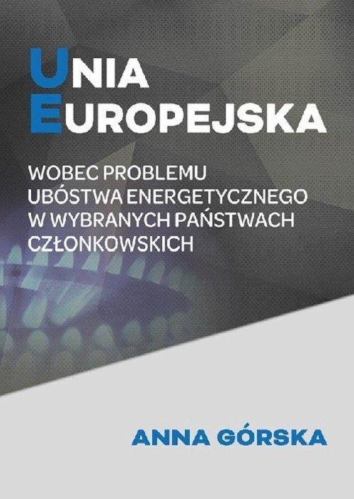 Unia Europejska wobec problemu - okładka książki