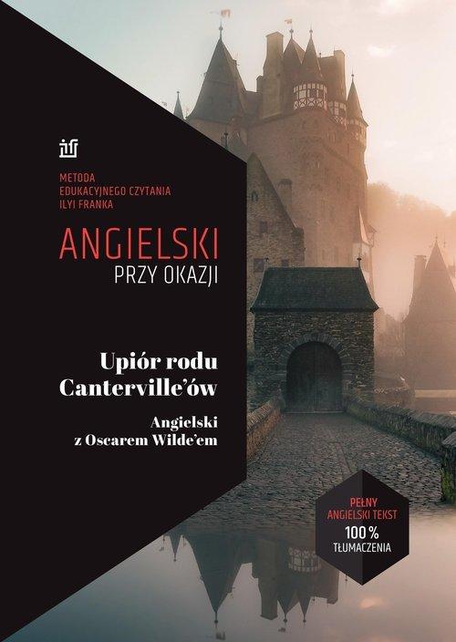 Upiór rodu Canterville ów. Angielski - okładka książki