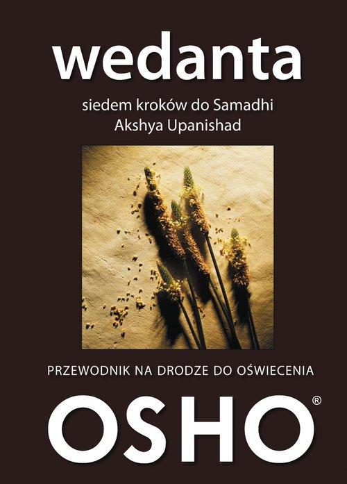 Wedanta Siedem kroków do Samadhi - okładka książki