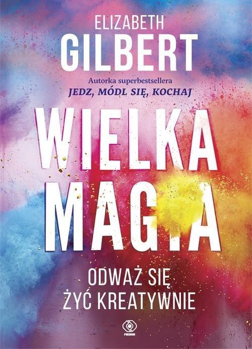 Wielka Magia - okładka książki