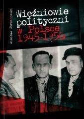Więźniowie polityczni w Polsce - okładka książki