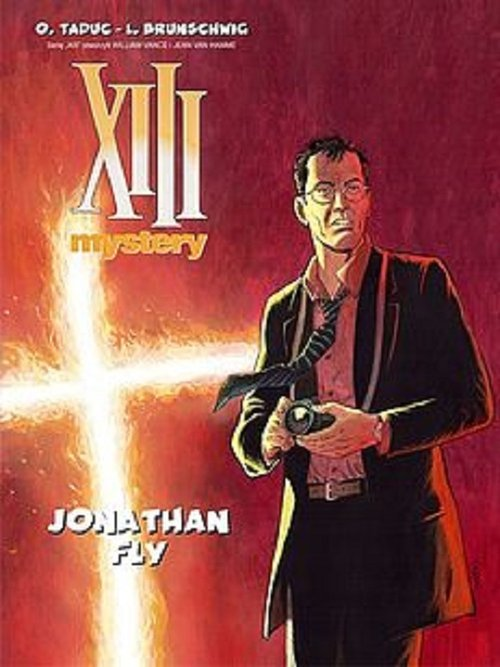 XIII - Mystery #11: Jonathan Fly - okładka książki