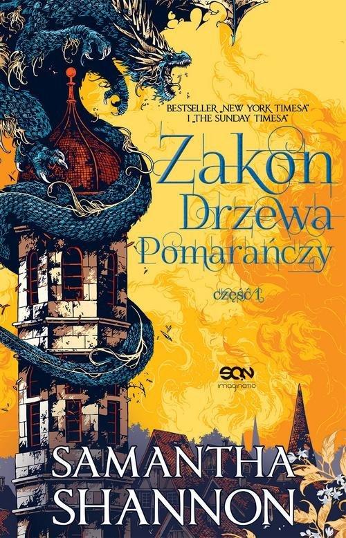 Zakon Drzewa Pomarańczy cz. 1 - okładka książki