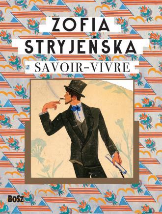 Zofia Stryjeńska. Savoir-vivre - okładka książki