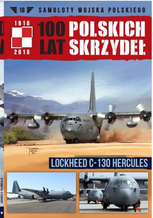 Samoloty Wojska Polskiego. 100 - okładka książki