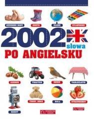 2002 słowa po angielsku - okładka podręcznika