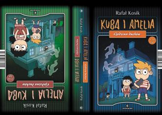 Amelia i Kuba / Kuba i Amelia. - okładka książki