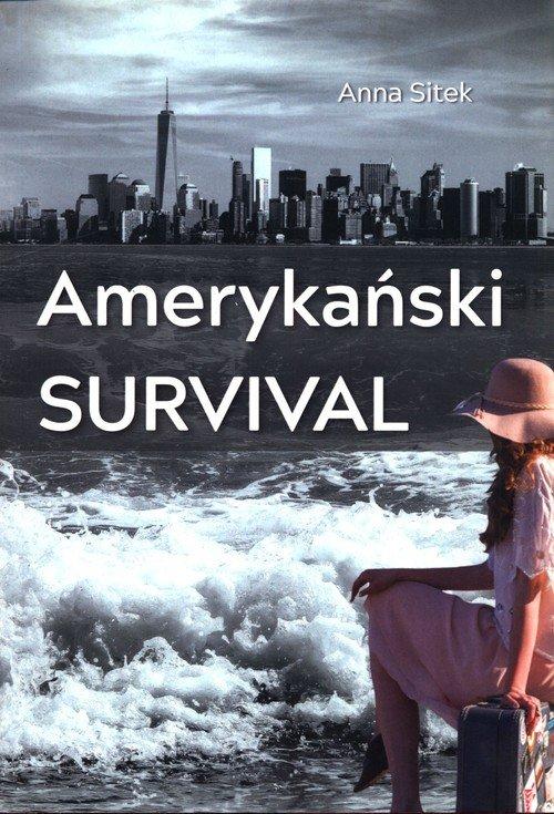 Amerykański survival - okładka książki