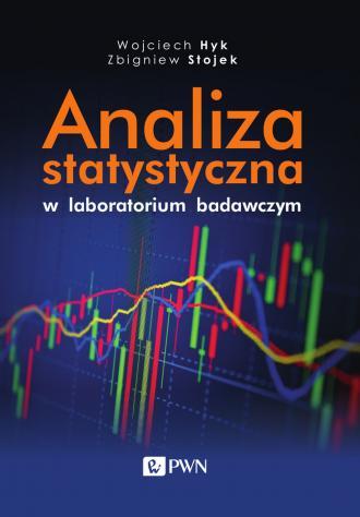 Analiza statystyczna w laboratorium - okładka książki