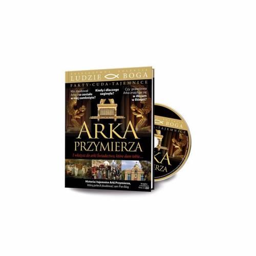 Arka Przymierza - Tajemnica - okładka filmu