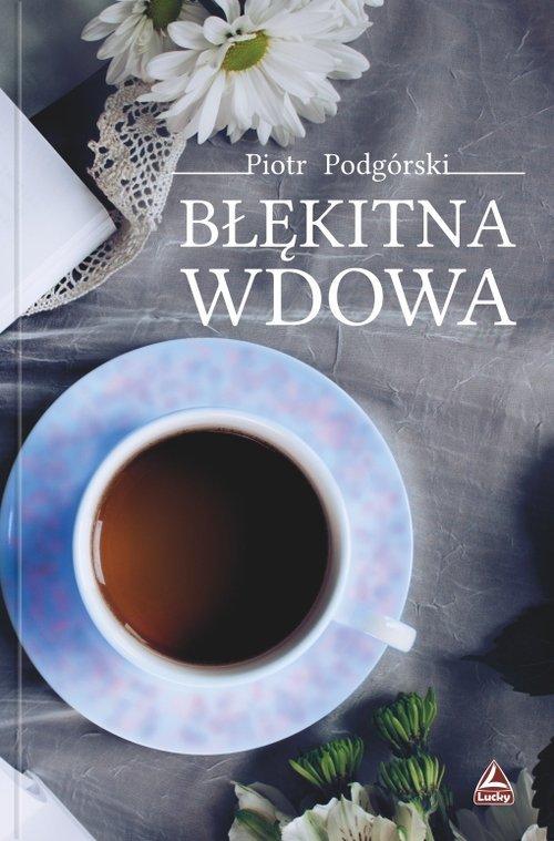 Błękitna wdowa - okładka książki
