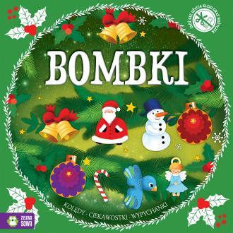 Bombki - okładka książki