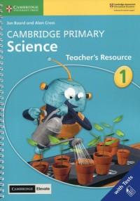 Cambridge Primary Science 1 Teachers - okładka podręcznika