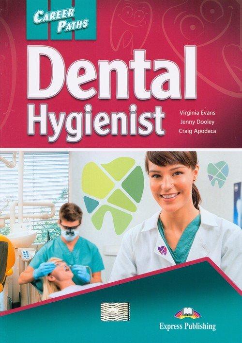 Career Paths Dental Hygienist Students - okładka podręcznika