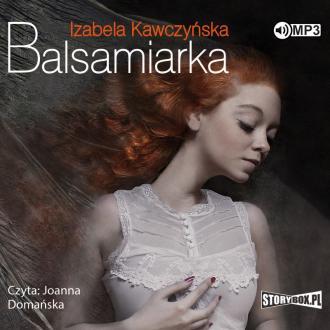 Balsamiarka (CD mp3) - pudełko audiobooku