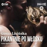 Pikantnie po włosku (CD mp3) - pudełko audiobooku
