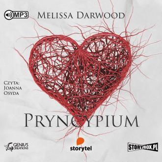 Pryncypium (CD mp3) - pudełko audiobooku
