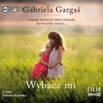 Wybacz mi (CD mp3) - pudełko audiobooku