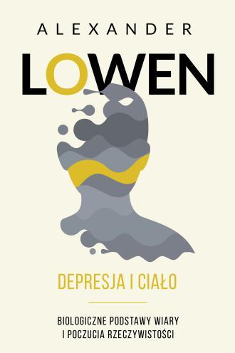 Depresja i ciało - okładka książki