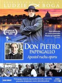 Don Pietro Pappagallo. Apostoł - Gianfranco Albano - okładka filmu