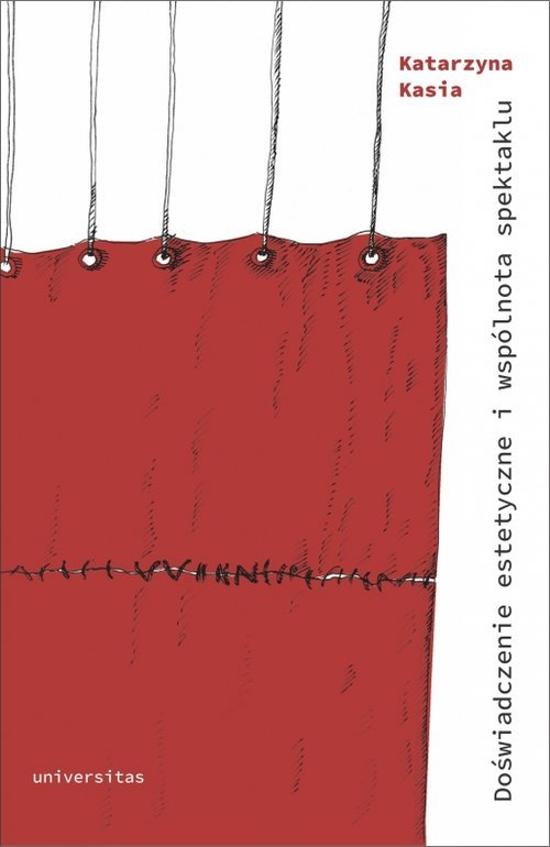 Doświadczenie estetyczne i wspólnota - okładka książki