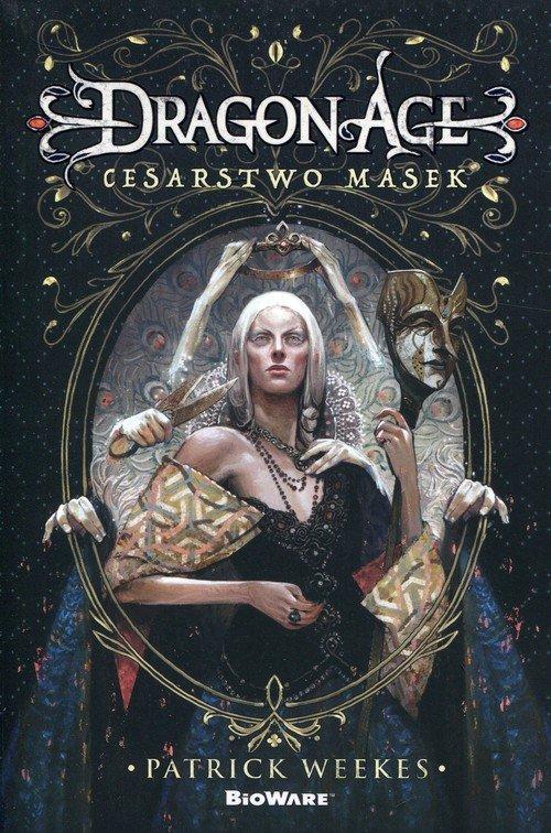 Dragon Age: Cesarstwo masek - okładka książki