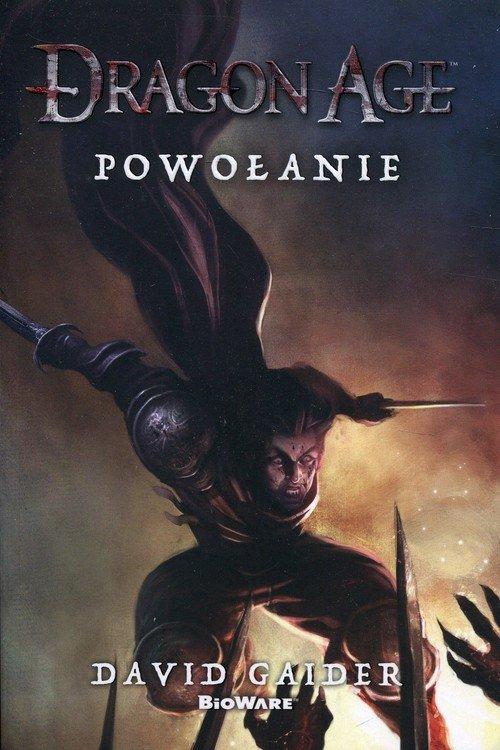 Dragon Age: Powołanie - okładka książki