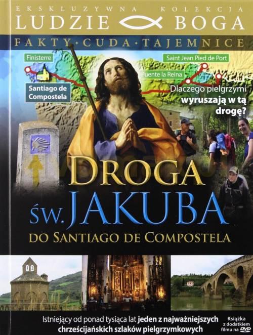 Droga św. Jakuba do Santiago de - okładka filmu