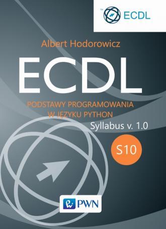 ECDL S10. Podstawy programowania - okładka książki