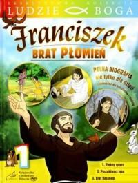 Franciszek. Brat płomień 1 (DVD) - Wydawnictwo - okładka filmu