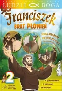 Franciszek. Brat płomień 2 (DVD) - Wydawnictwo - okładka filmu