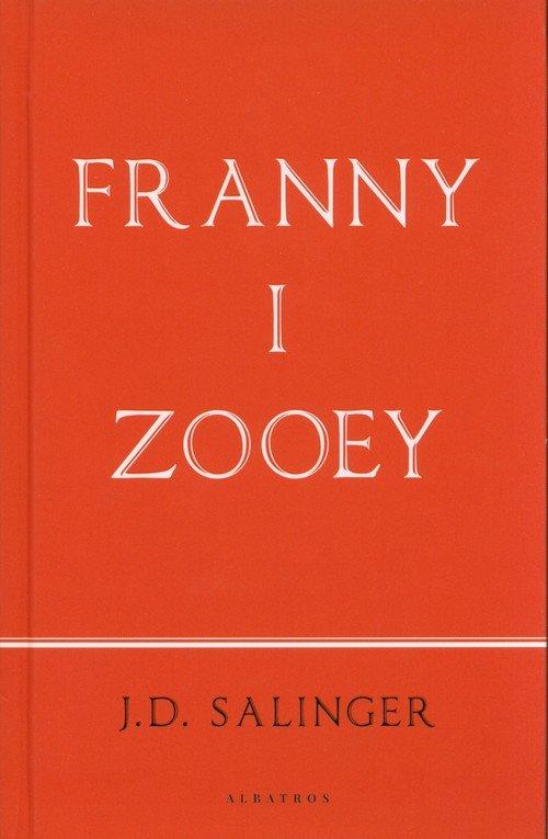 Franny i Zooey - okładka książki