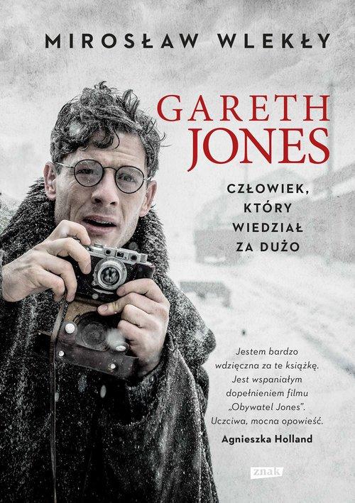 Gareth Jones. Człowiek, który wiedział - okładka książki