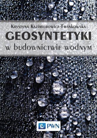 Geosyntetyki w budownictwie wodnym - okładka książki