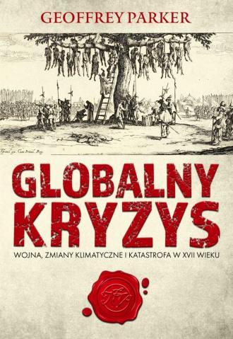 Globalny kryzys - okładka książki